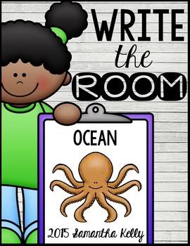 Ocean Write the Room Center