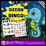Ocean Animals Activities (Ocean Animals Science Bingo)