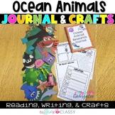 Ocean - Ocean Animal Research Unit - Ocean Journal and Crafts