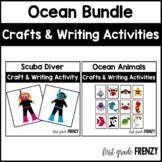 Ocean Craftivities