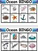 Ocean ABC Bingo