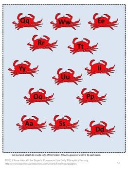 Ocean Animals File Folder Games, Summer Special Education, Summer Review