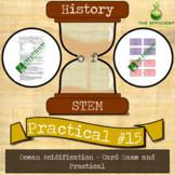 Ocean Acidification - History of STEM practicals - Acid Base Reactions
