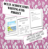 Chemistry CER Write Up Project on Ocean Acidification