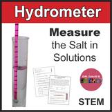 Ocean Activities Build a Hydrometer STEM Activities