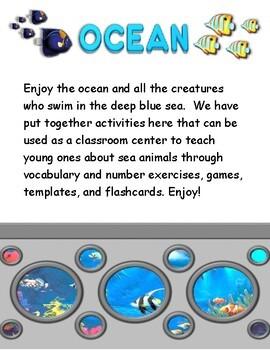 Ocean Activity Set