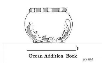Ocean Addition Book