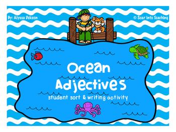 Ocean Adjectives