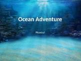 Ocean Adventure Phonics Smart Board Game