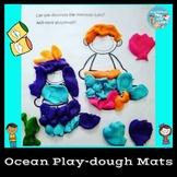Ocean Adventures Playdough Mats