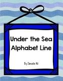 Ocean Alphabet Line 2