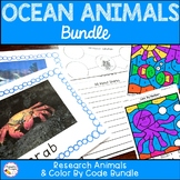 Ocean Animal Activity Bundle