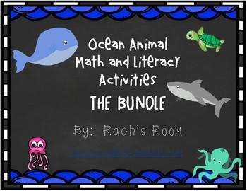 Ocean Animal BUNDLE
