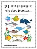 Ocean Animal Book