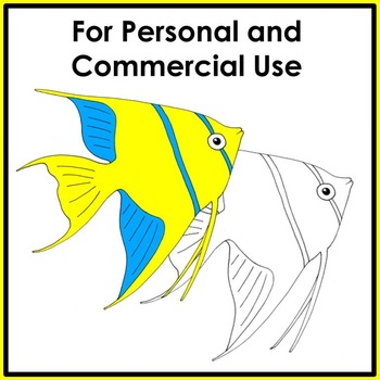 Ocean Animal Clip Art