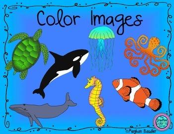 Ocean Animal Clip Art