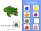 Ocean Animal Color Match Books (Adapted Books)