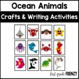 Ocean Animal Craftivities