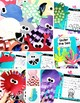 Ocean Animal Easy Art and Writing Activities