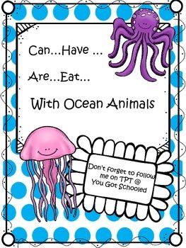 Ocean Animal Facts