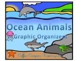 FREEBIE Ocean Animal Graphic Organizers