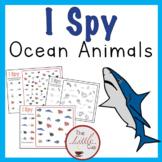 Ocean Animal I Spy