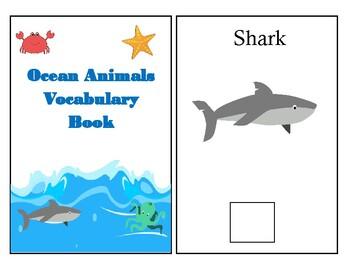 Ocean Animal Interactive Book & Smash Mat