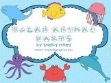 Ocean Animal Parts