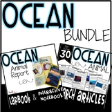 Ocean Animal Research Bundle