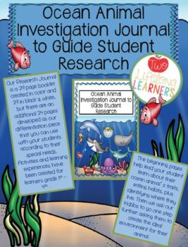 Ocean Animal Research Investigation Journal