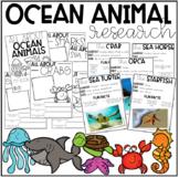 Ocean Animal Research (K-1)