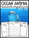 Ocean Animal Research Organizers
