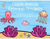 Ocean Animal Research Pack