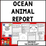 Ocean Animal Research Report