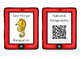 Ocean Animal Research w QR Codes - 23 Pack