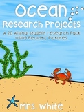 Ocean Animal Research with Realistic Pictures