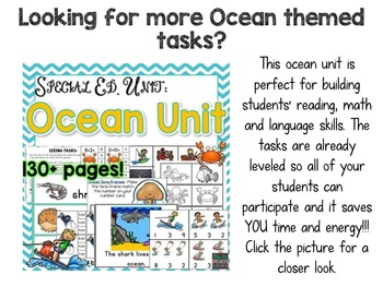 Ocean Animal Sort