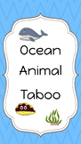 Ocean Animal Taboo