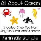 All About Ocean Animals Unit
