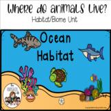 Ocean Animals Facts and Habitat Unit