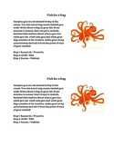 Ocean Animal Writing Prompt