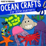 Ocean Animal Crafts