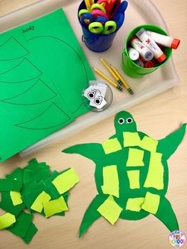 Ocean Animal Crafts