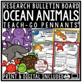 Animals of The Ocean Research Project & Rubric