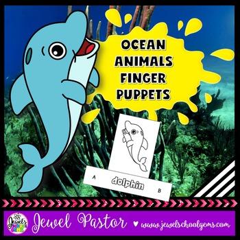 Ocean Animals Activities (Ocean Animals Crafts)