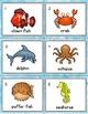 Ocean Animals Write The Room Vocabulary Activity and Writi