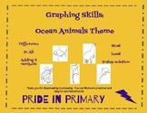 Ocean Animals Beach Theme Graphing