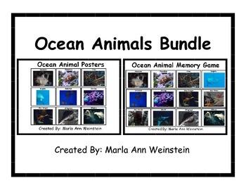 Ocean Animals Bundle