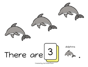 Ocean Animals Counting Books (Adapted Books)