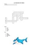 Animals: Ocean Animals Crossword Puzzle